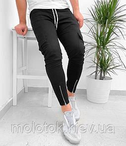 Джогерры джинсовые