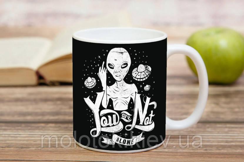 Чашка Інопланетянин