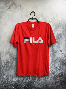 Футболка Fila (Філа), великий логотип