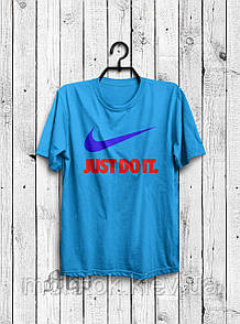 Футболка Nike Just Do It (Найк Джаст Ду Ит)