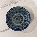 Глубокая тарелка ~450 мл. Ручная работа. Узбекистан (17_7), фото 3