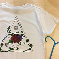 Футболка HUF, роза