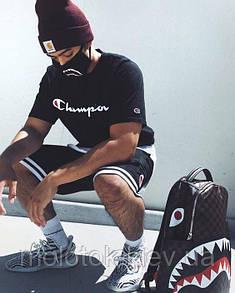 Футболка Champion  (black)