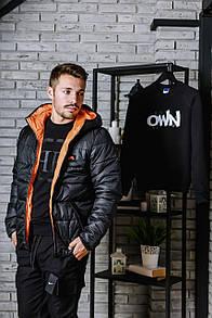 Куртка Nike (Найк) SB, с оранжевой подкладкой