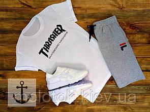 Комплект Thrasher+FILA (шорты+футболка)