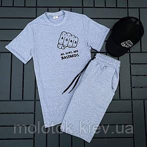 Комплект ACAB (шорты+футболка+кепка)