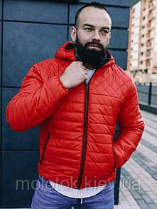Куртка ТОП-качество Made in Turkey (красная)