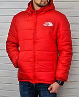 Куртка The North Face Windproof  красный
