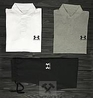 Комплект Under Armour поло+шорты