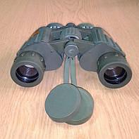 Бинокль Military 8x42 прорезиненный, цвет хаки, фото 1