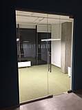 Цельностеклянная дверь, фото 6