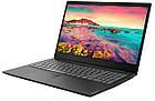 """Ноутбук Lenovo IdeaPad S145-15IKB (81VD00E9RA); 15.6"""" FullHD (1920x1080) TN LED, матовий / Intel Core i3-8130U, фото 2"""