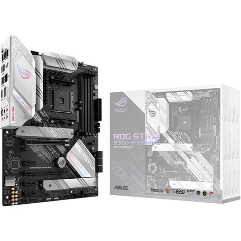 Материнська плата Asus ROG Strix B550-A Gaming Socket AM4