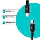 Кабель Piko CB-TT11 USB Type-C-USB Type-C 1.2 м Black (1283126504105), фото 2