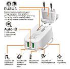 Мережевий зарядний пристрій Intaleo TCL242 (2USB, 2.4 A) White (1283126481130), фото 2