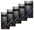 Корпус Frime Tanto RGB USB 2.0 500W (TANTO-RGB-FPO500-12C); 2xUSB 2.0, фото 4