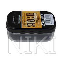 Губка для взуття Blyskavka ЧОРНА МАЛА  (4820055140218)