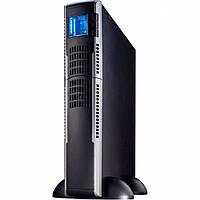 ИБП FSP Custos CU-1101TS 1000VA, Online, 8хIEC, USB, RS232, RJ45, пластик (PPF9000300)