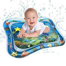 """Детский коврик """"Морское дно"""" с водой 6911610 без коробки"""