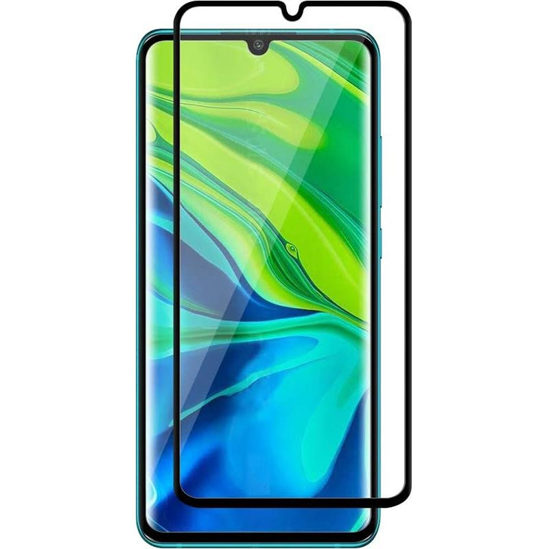 Захисне скло PowerPlant для Xiaomi Mi Note 10 Full Screen, 3D (GL608645)