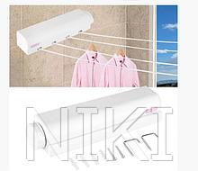 Автоматическая вытяжная настенная сушилка для белья (34209)