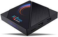 Приставка H96 Max H616 | 4/64 GB | Allwinner H616 | Android TV Box, фото 1