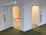Цельностеклянные двери, фото 2