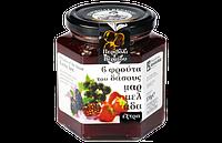 Конфитюр из лесных ягод 370г