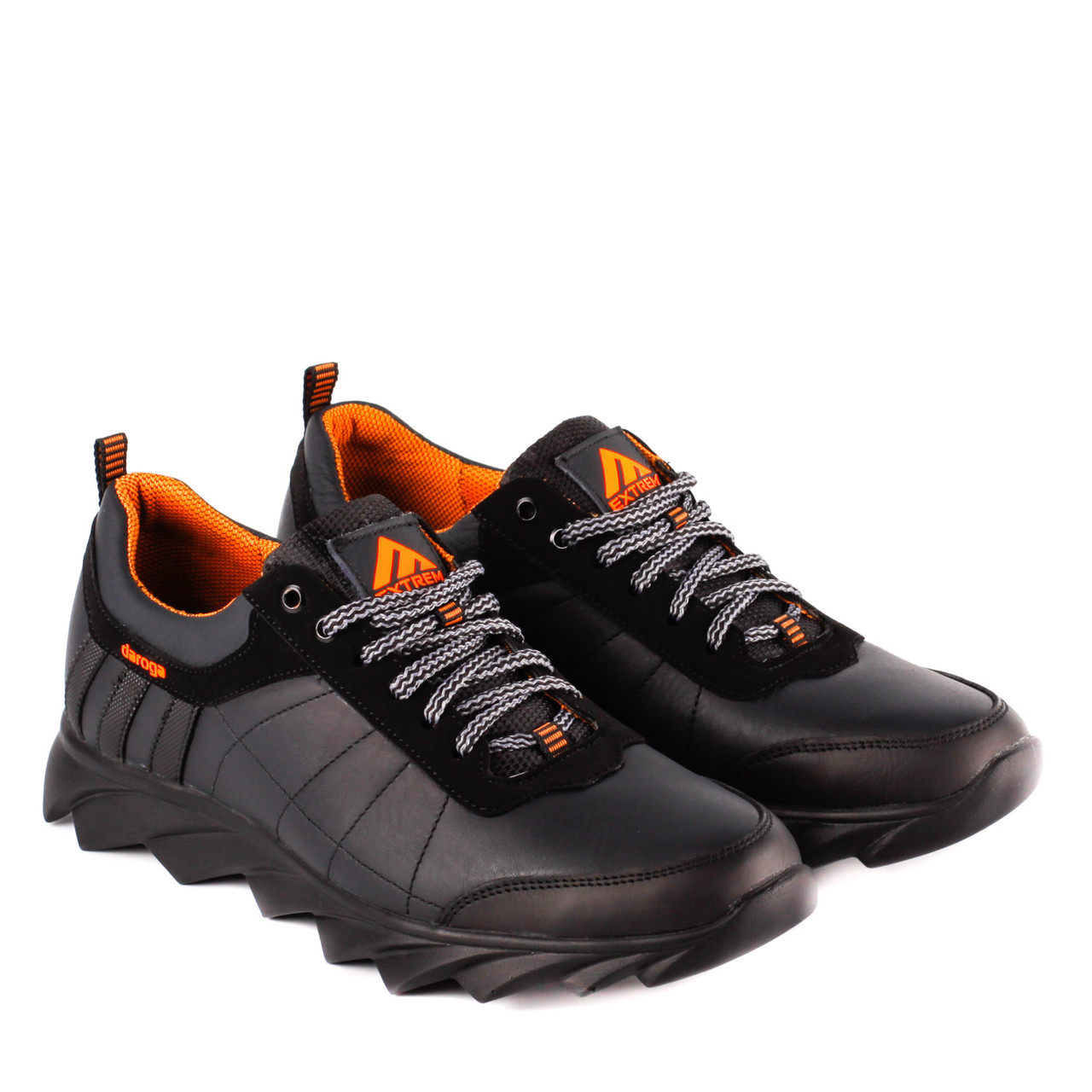 Кросівки чоловічі шкіряні стильні Extreme 40