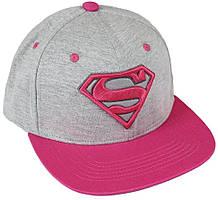 Кепка Cerda Superman Pink - Cap Flat Peak