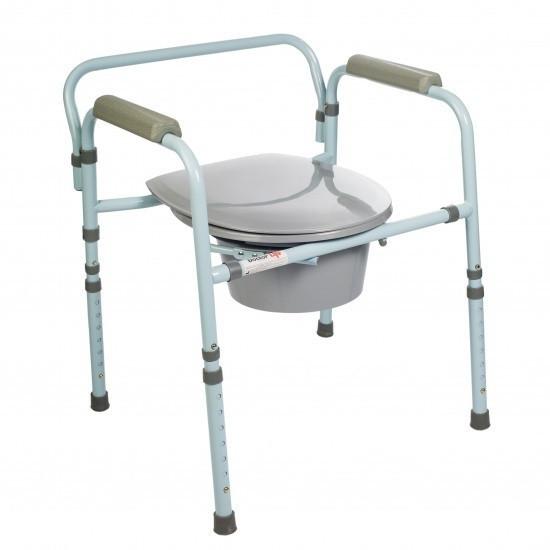 Стілець туалет для інвалідів 10595