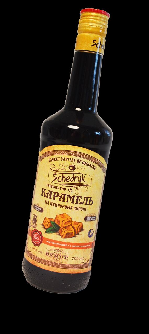 Сироп Карамель Щедрик 700 мл
