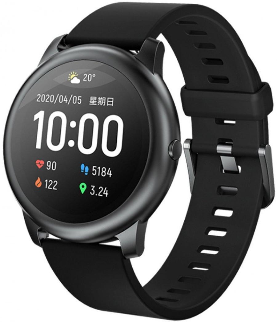 Смарт часы Xiaomi Haylou Solar (LS05) Black   IP68