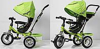Велосипед трехколесный 7Toys TR16012 Салатовый, фото 1