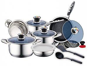 Набор посуды Royalty Line RL-16RGNM