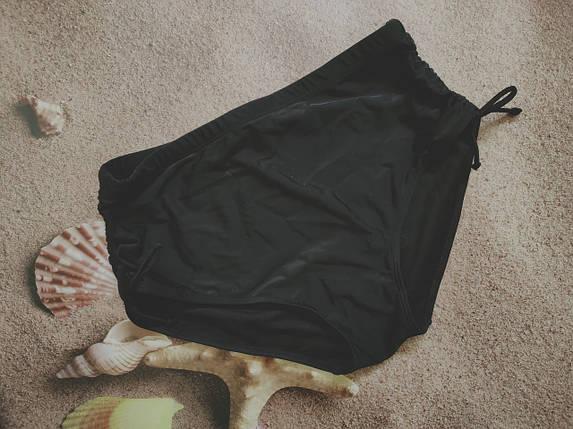 4Плавки женские SISIANNA 76947 черный (есть 58 размеры), фото 2