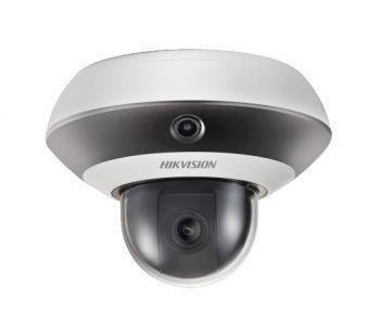 2MP 4 × Сетевая PanoVU PTZ-видеокамера Hikvision