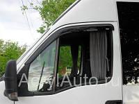 """Ветровики IVECO Daily 2017- (на скотче) (Г) """"Acryl-Auto"""""""