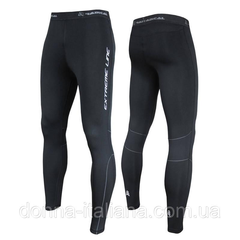 Жіночі спортивні штани утеплені Radical Thunder S Чорні (r0661)