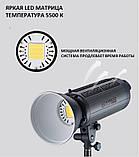 Постоянный свет Visico LED-100T, фото 7