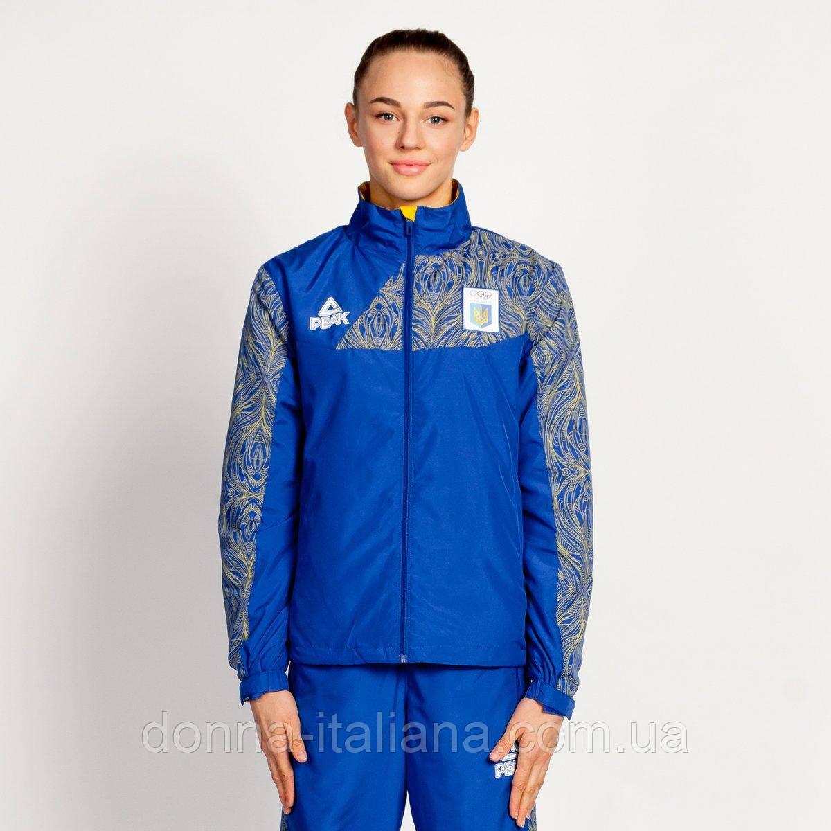 Спортивная кофта Peak Sport FS-UW1809NOK-T-BLU S Синяя (2000130257013)