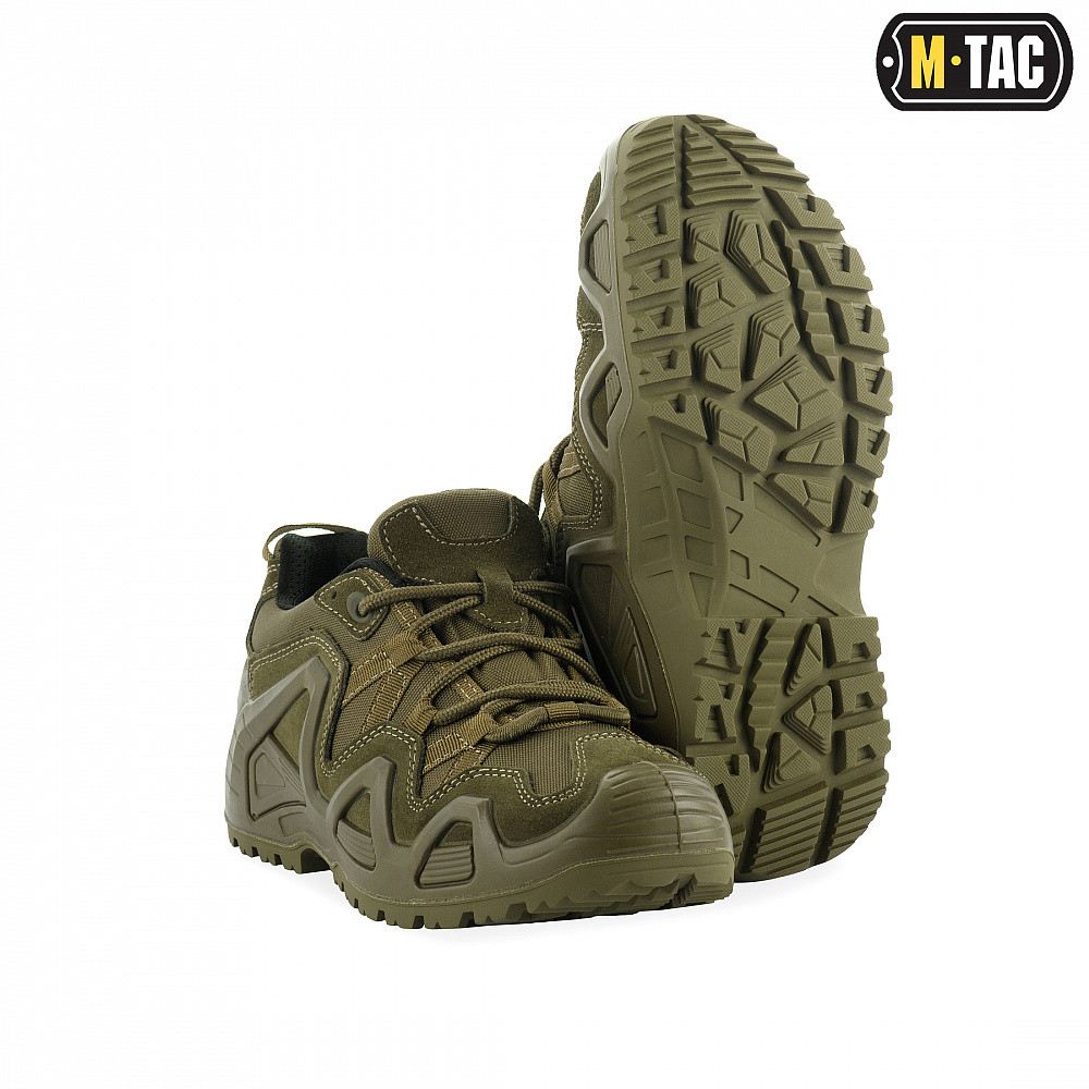 Кроссовки мужские тактические 43 размер, обувь M-TAC, кроссовки М-ТАС ALLIGATOR, обувь мужская туристическая