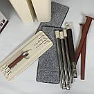 Швабра и ведро Scratch Anet M3 со складной ручкой и системой отжима бежево\коричневая, фото 8