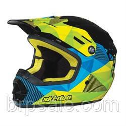 Подростковый шлем X CROSS Ski-Doo BRP JUNIOR X CROSS CRUSH HMT E/C-A/Y M/M