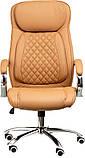 Кресло офисное Special4You Gracia Сappuccino (E6095), фото 2