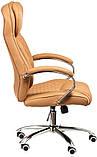 Кресло офисное Special4You Gracia Сappuccino (E6095), фото 3