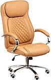 Кресло офисное Special4You Gracia Сappuccino (E6095), фото 6
