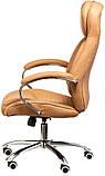 Кресло офисное Special4You Gracia Сappuccino (E6095), фото 7