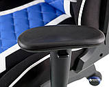 Кресло Special4You ExtremeRace 3 Black/Blue (4744145015647), фото 10