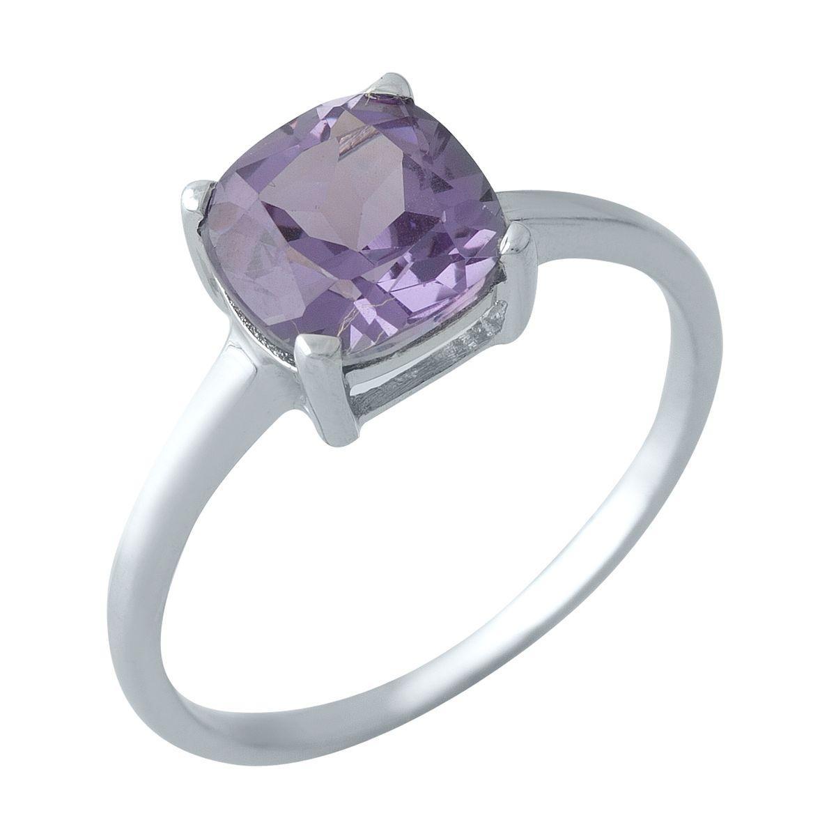 Серебряное кольцо DreamJewelry с олександритом 2.95ct (1971543) 18.5 размер